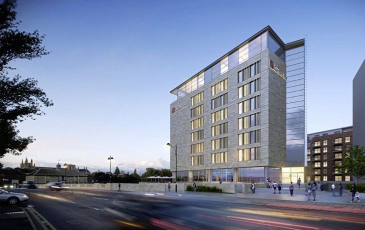 Norlin to open a Hilton Hotel in Peterborough